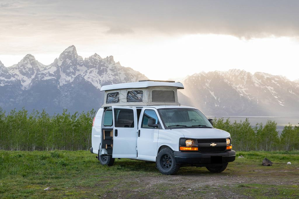 Climber and Filmmaker Jimmy Chin Listed His Adventure Van on Turo featured image large thumb0