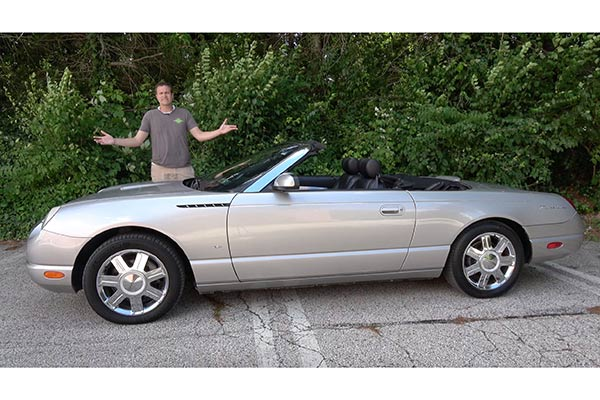 Video | Here's Why the 2002 Ford Thunderbird Was a Retro Failure featured image large thumb1