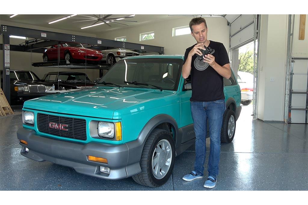 Video | My First Repair in My Dream Garage Is Fixing the GMC Typhoon featured image large thumb1