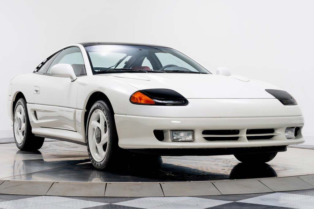 Autotrader Find: 1,000-Mile 1991 Dodge Stealth R/T AWD featured image large thumb0
