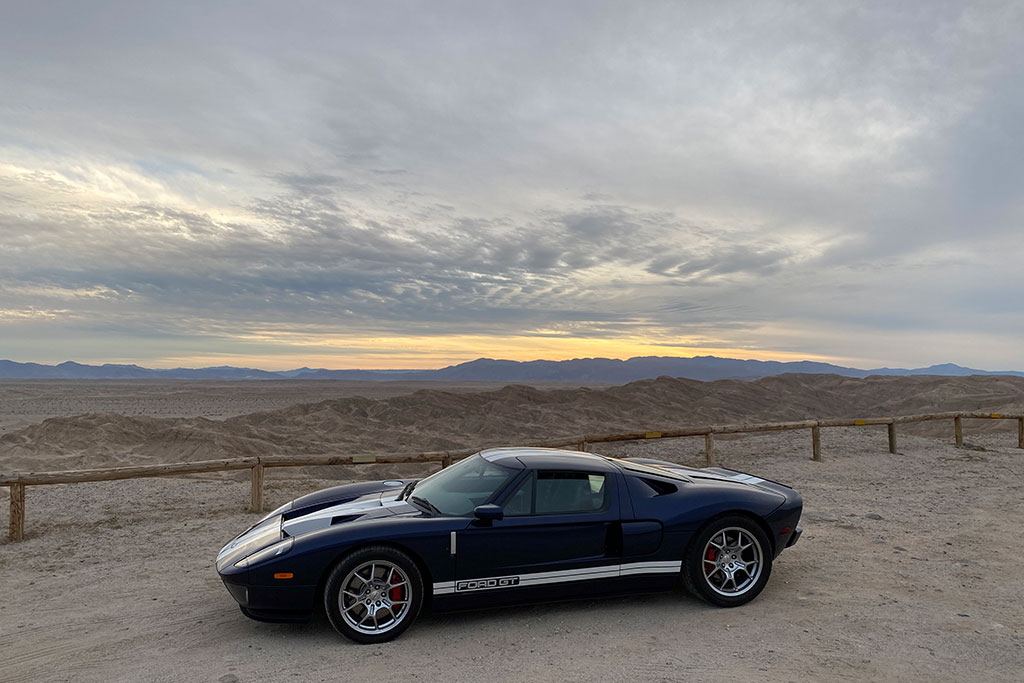 Here's What It's Like to Drive Six Hours in a Ford GT featured image large thumb0