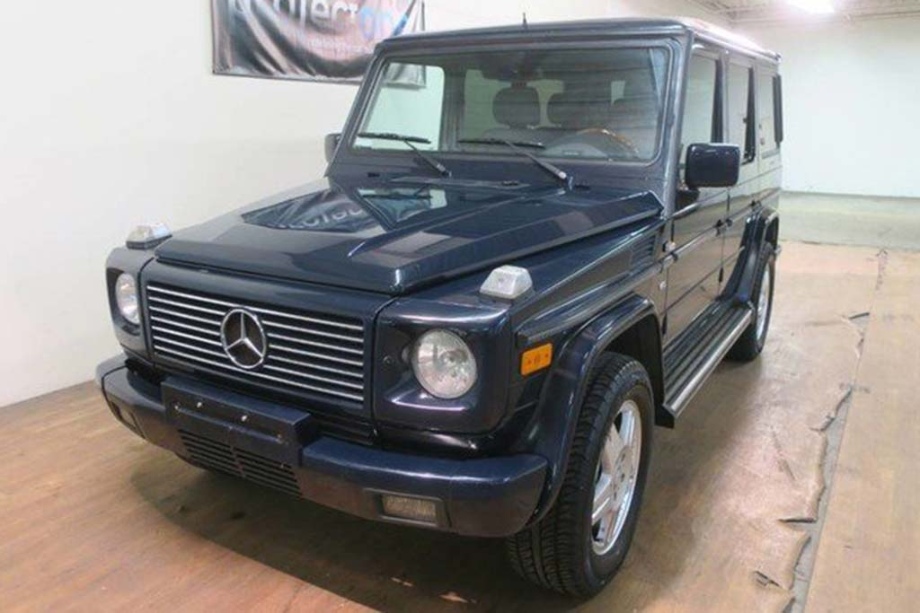 An Early US-Market Mercedes-Benz G-Wagen Is Now Cheaper Than A New RAV4 featured image large thumb0