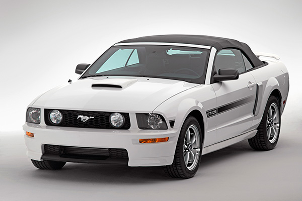 The Ford Mustang GT California Special Now and Over the Years featured image large thumb1