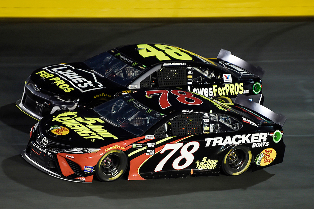 How Toyota's On-Track NASCAR Performance Boosts Technology and Sales featured image large thumb3