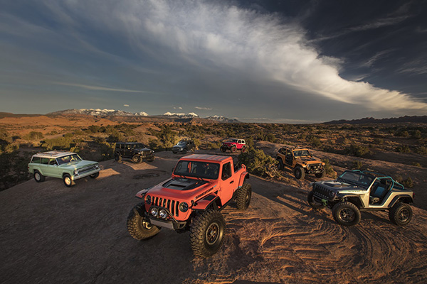 Here's a Look at the Seven Concepts Revealed at This Year's Moab Easter Jeep Safari featured image large thumb0