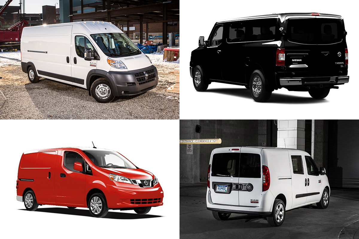 10 Good Used Cargo Vans for Your Business featured image large thumb0