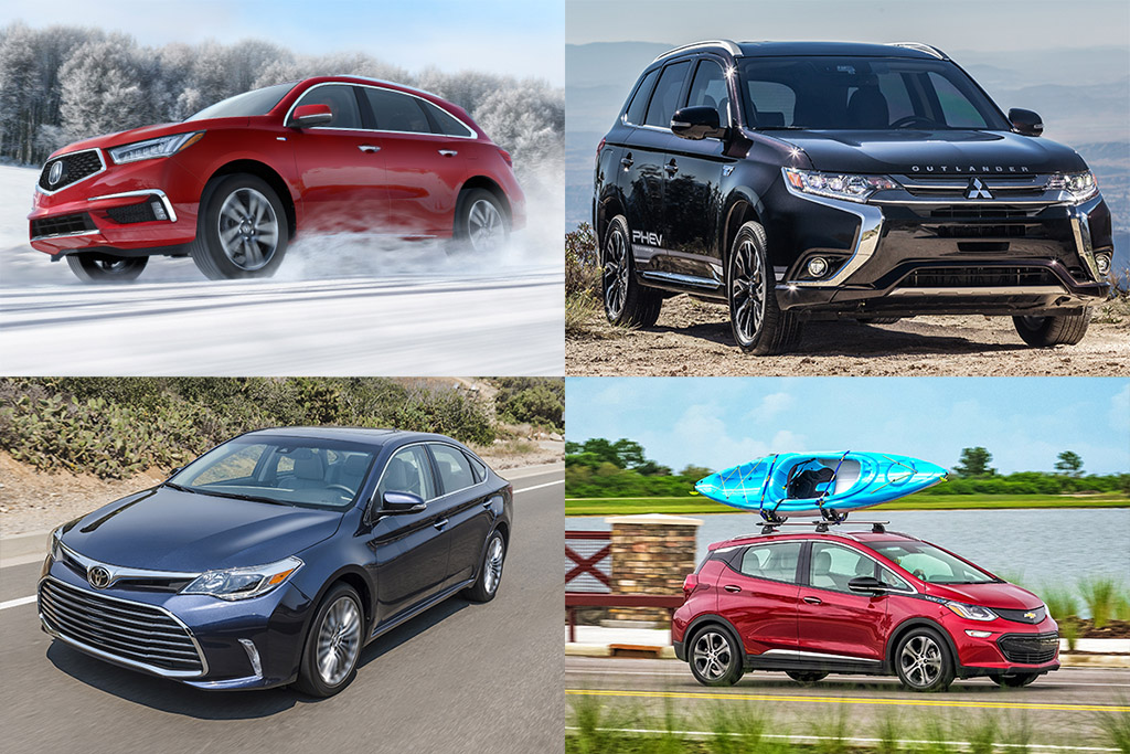 10 Great Hybrids and EVs for 2018 featured image large thumb0