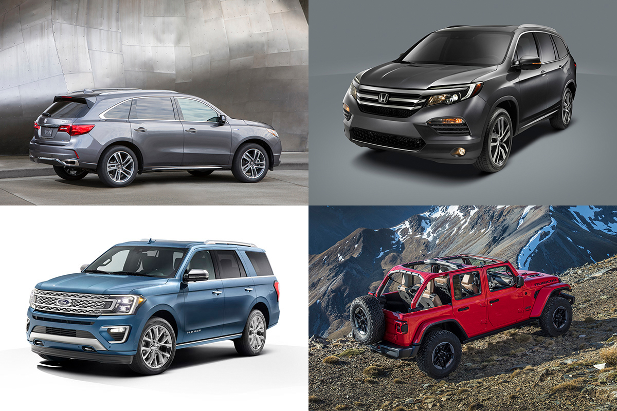 8 Great SUVs Made in the USA - Autotrader