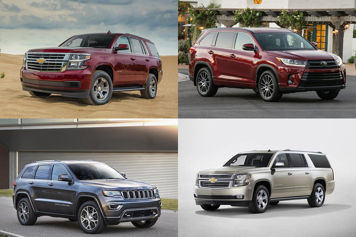 10 Hottest Suvs For Summer 2018 Featured Image Large Thumb0