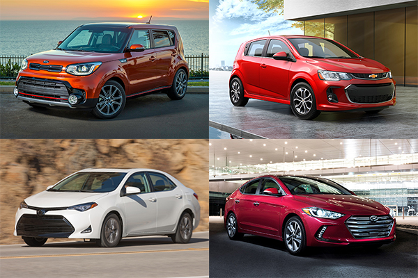 Best New Cars Under $20,000 for 2018 featured image large thumb0