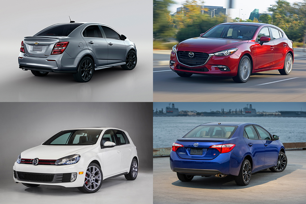 Best New and Used Cars Under $15,000 for 2018 featured image large thumb0