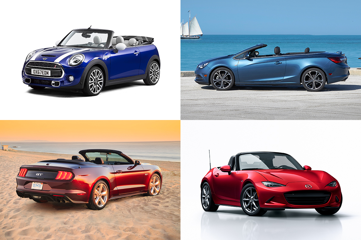 7 New Convertibles Under $40,000 for 2018 featured image large thumb0