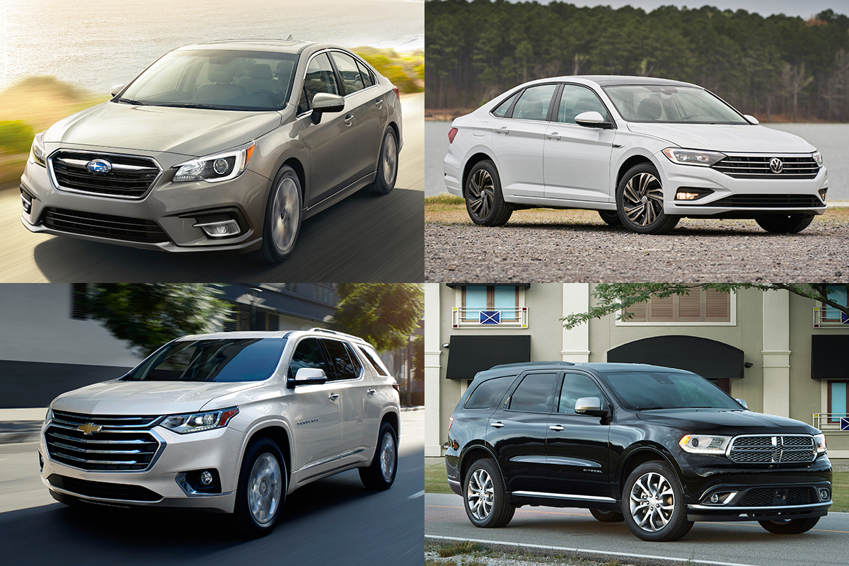 14 Best Cheap New Cars and SUVs (Plus a Minivan and a Truck) featured image large thumb0
