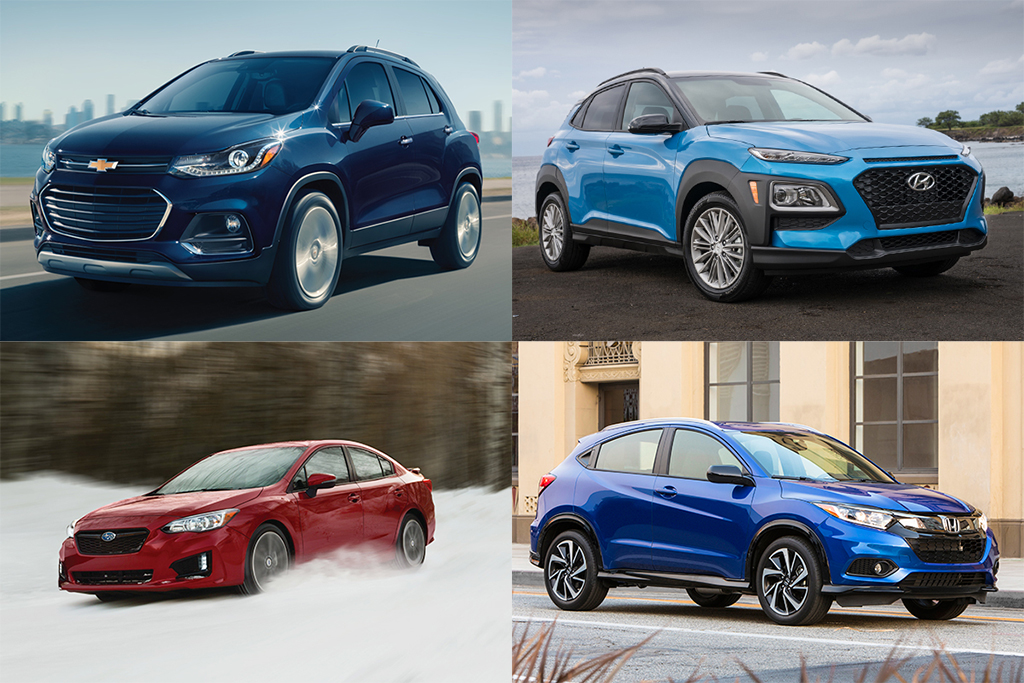 8 Least Expensive All-Wheel-Drive Cars for 2018 featured image large thumb0