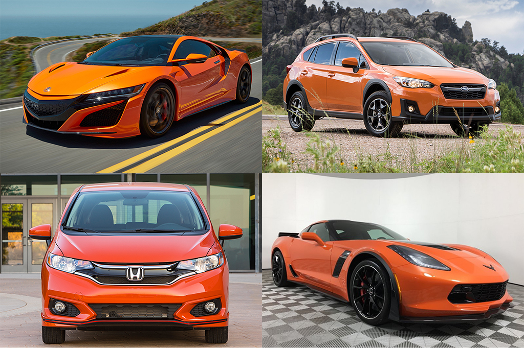 This Halloween, Orange Rules: The Cars That Best Rock This Haunting Hue featured image large thumb0