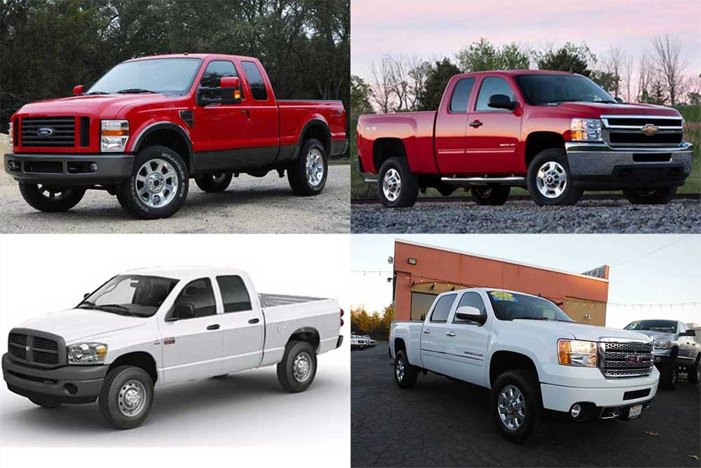 4 Great Used Heavy Duty Trucks Under $15,000 for 2019 featured image large thumb1