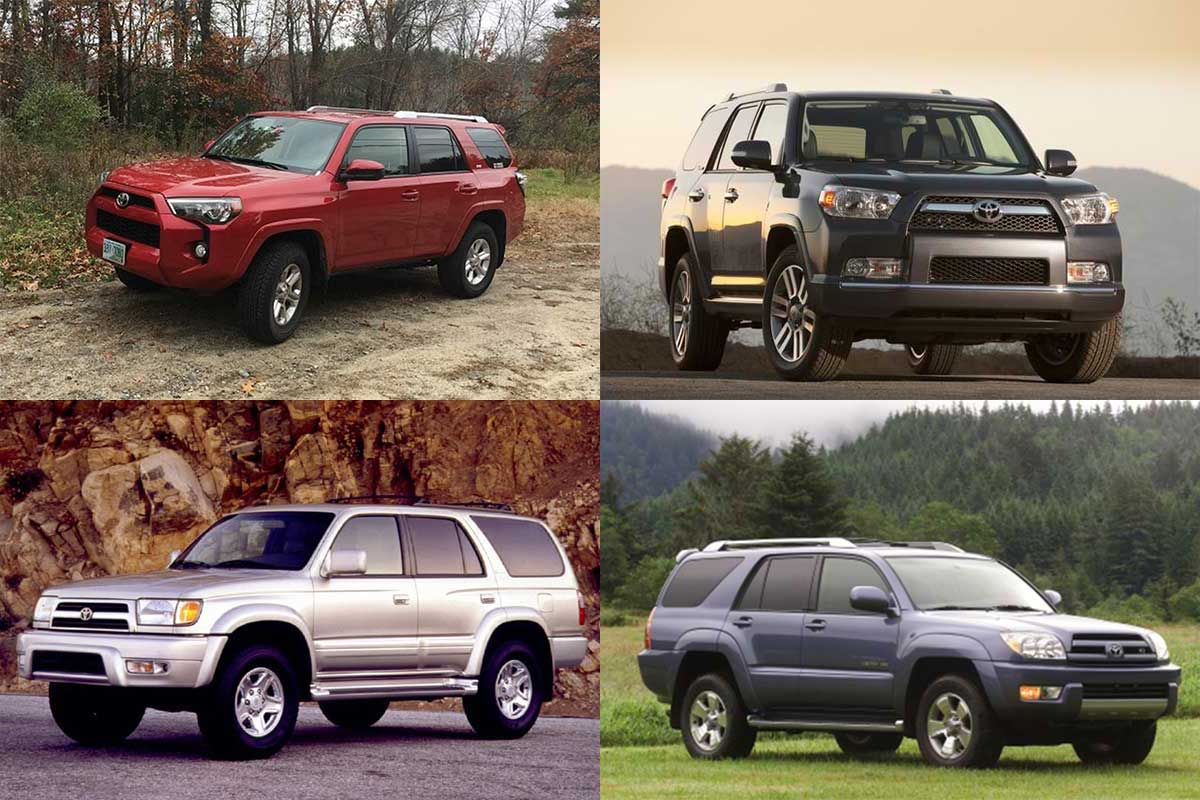 Best Year 4runner >> 6 Best New And Used Toyota 4runners For 6 Different Budgets