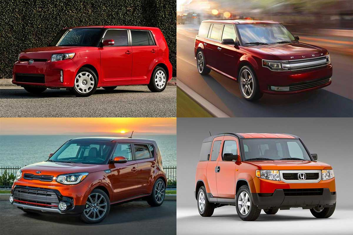 7 Great Boxy Hatchbacks And Suvs Under 15 000 For 2019 Autotrader