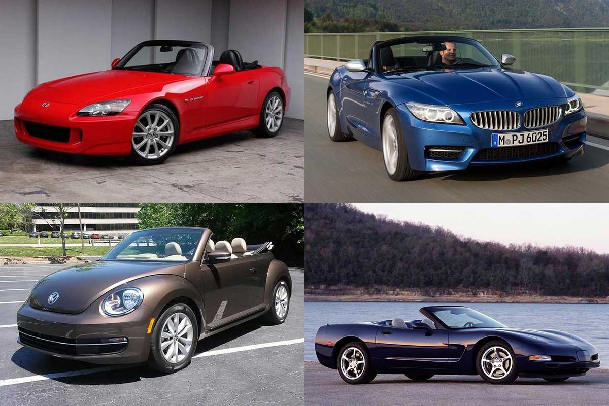 Great Used Convertibles Under $20,000 for 2019 featured image large thumb0