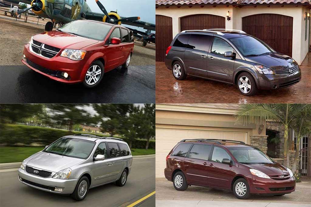Best Used Minivan >> 6 Great Used Minivans Under 10 000 For 2019 Autotrader