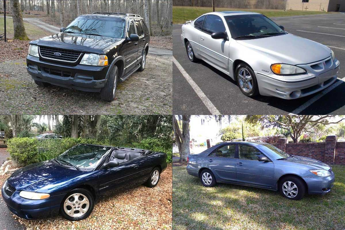 20 Used Cars You Can Buy With the Average 2019 Tax Refund featured image large thumb0