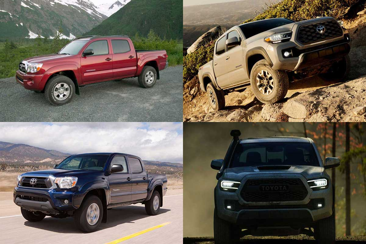 6 Best New and Used Toyota Tacomas for 6 Different Budgets featured image large thumb0