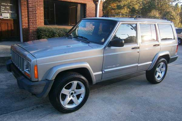 Good Used SUVs Under $5,000 for 2019 featured image large thumb8