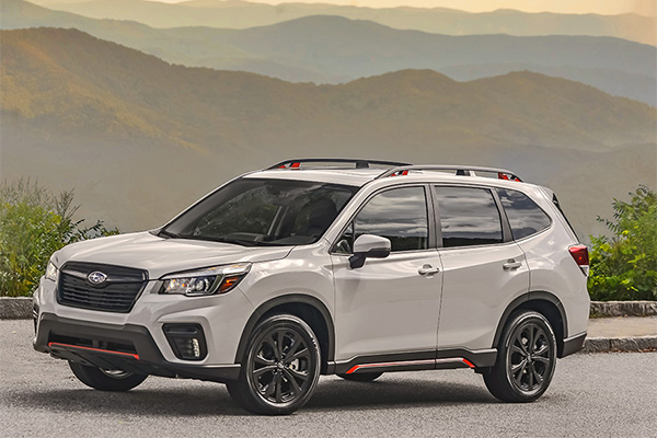 4 of the Newest Compact SUVs on the Market for 2019 featured image large thumb3