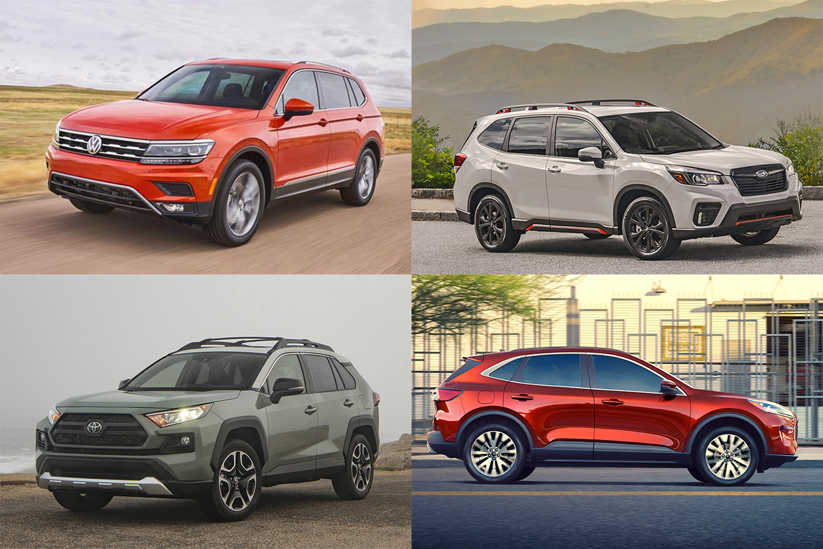 4 of the Newest Compact SUVs on the Market for 2019 featured image large thumb0