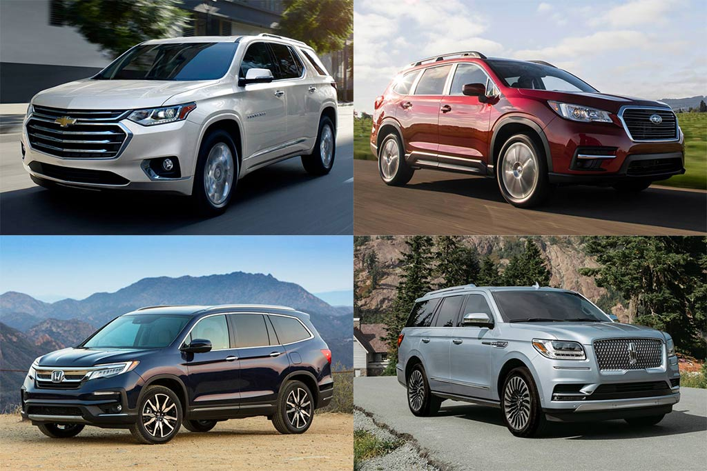 6 Family SUVs With Minivan Features featured image large thumb0