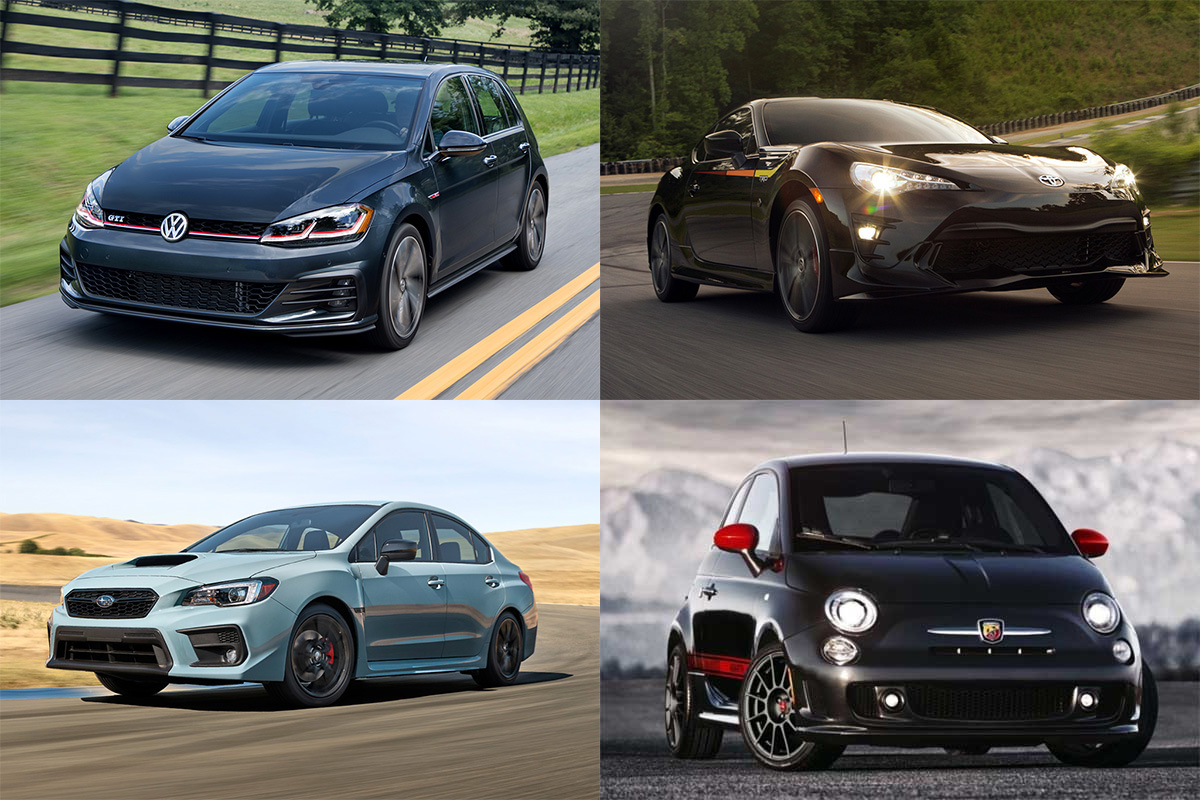 8 Great Performance Cars Under $35,000 for 2019 featured image large thumb1