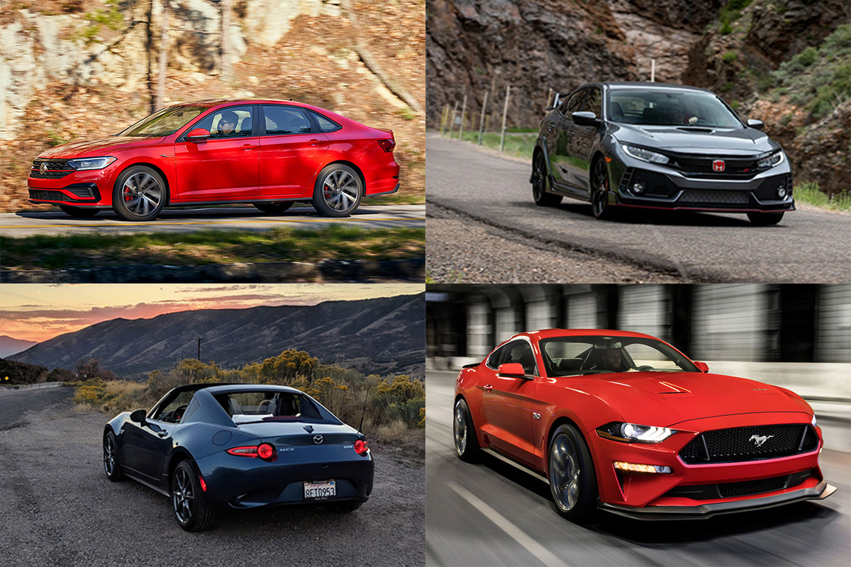9 Great Performance Cars Under $40,000 for 2019 featured image large thumb0
