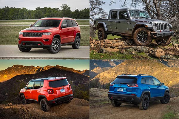 6 Trail Rated Jeeps for Going Off-Road in 2019 featured image large thumb0