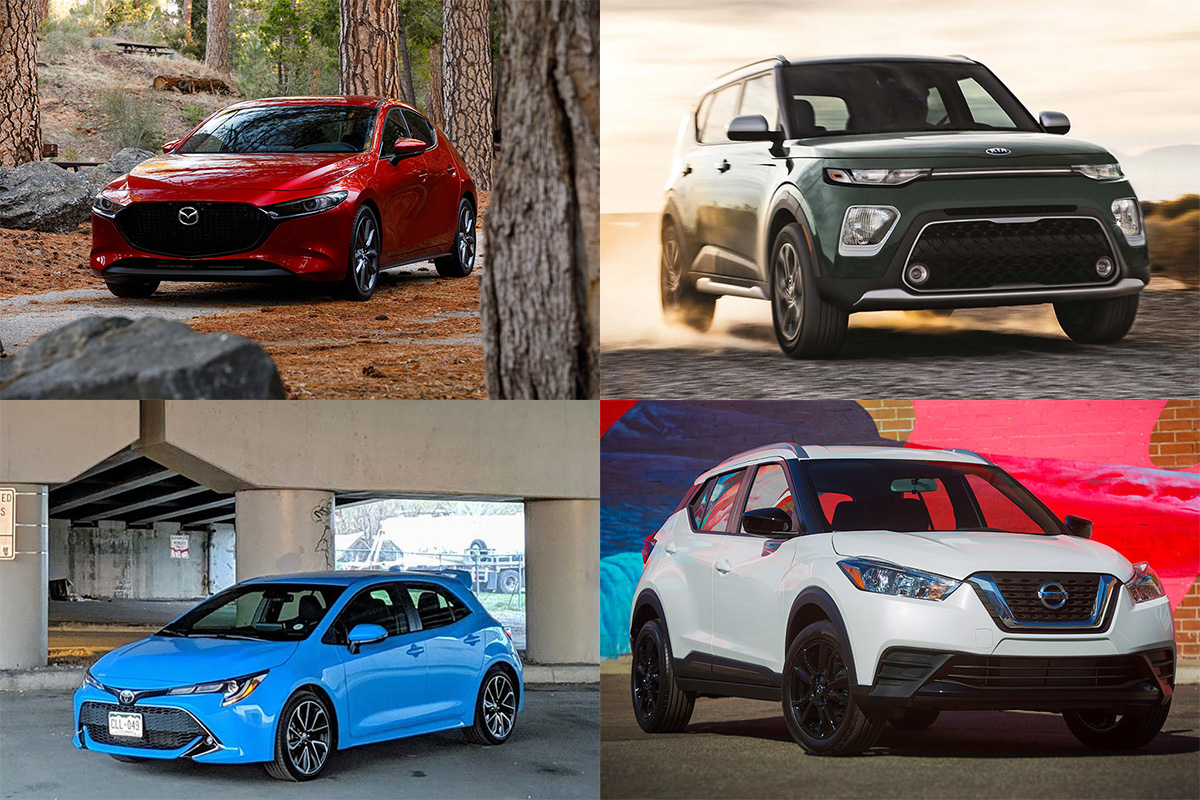 7 of the Newest Hatchbacks on the Market for 2019 featured image large thumb0