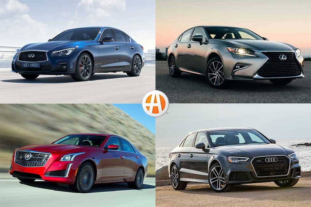7 Great Used Luxury Cars Under $20,000 for 2020 featured image large thumb0