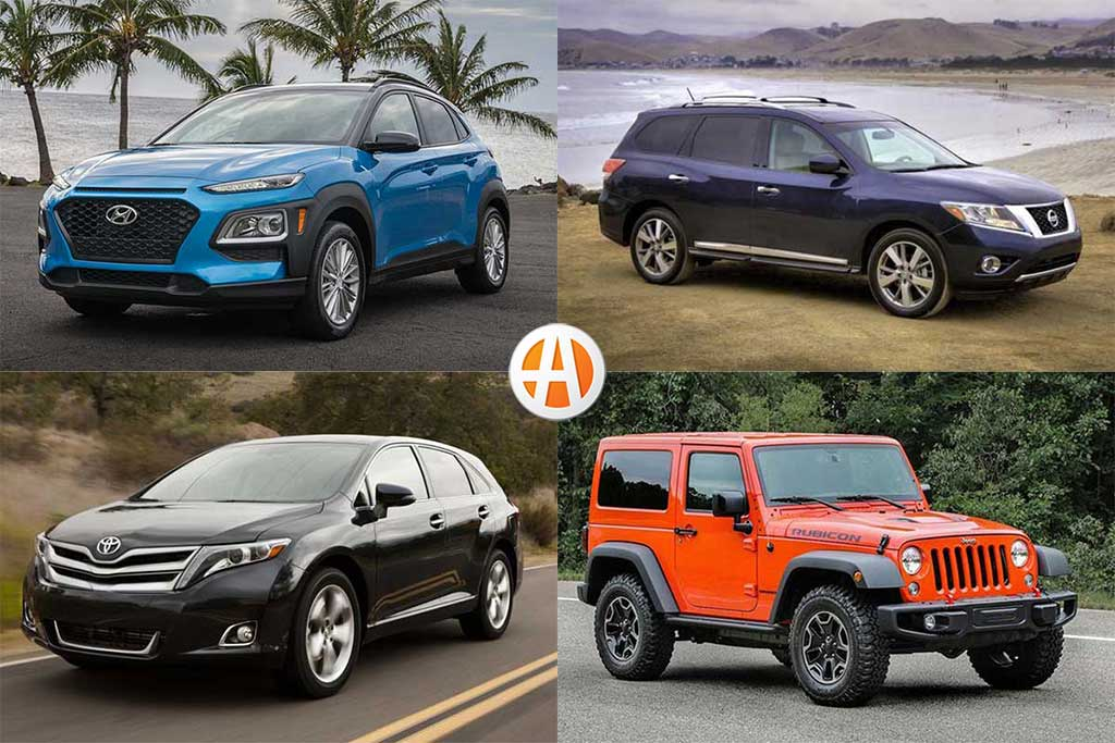 7 Great Used SUVs Under $15,000 for 2020 featured image large thumb0