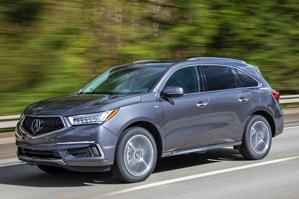 8 Great New Luxury SUVs Under $50,000 for 2020 featured image large thumb1