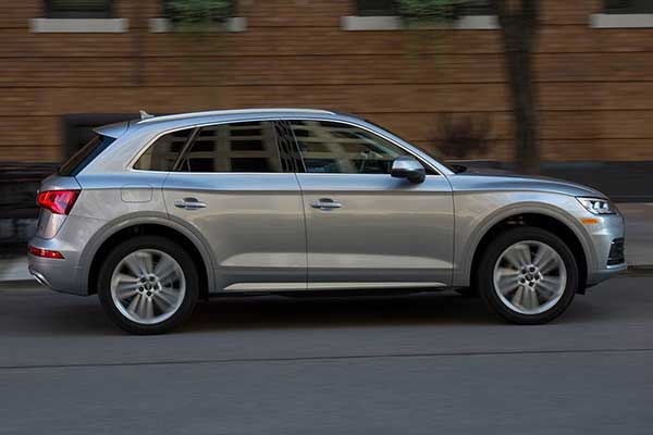 8 Great New Luxury SUVs Under $50,000 for 2020 featured image large thumb3