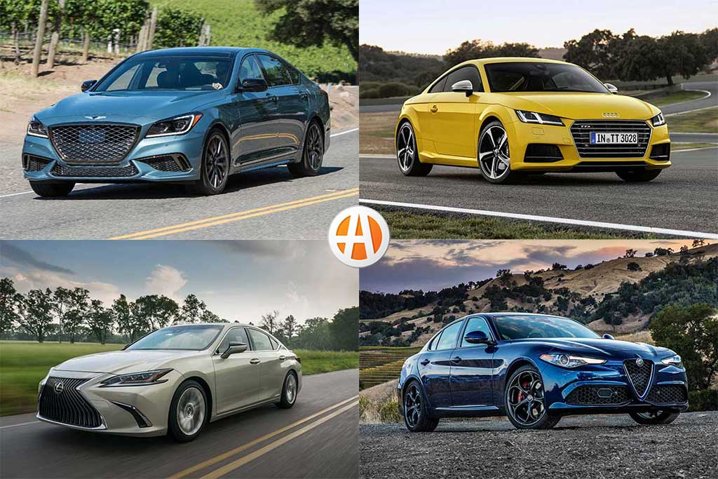 8 Great New Luxury Cars Under $50,000 for 2020 featured image large thumb0