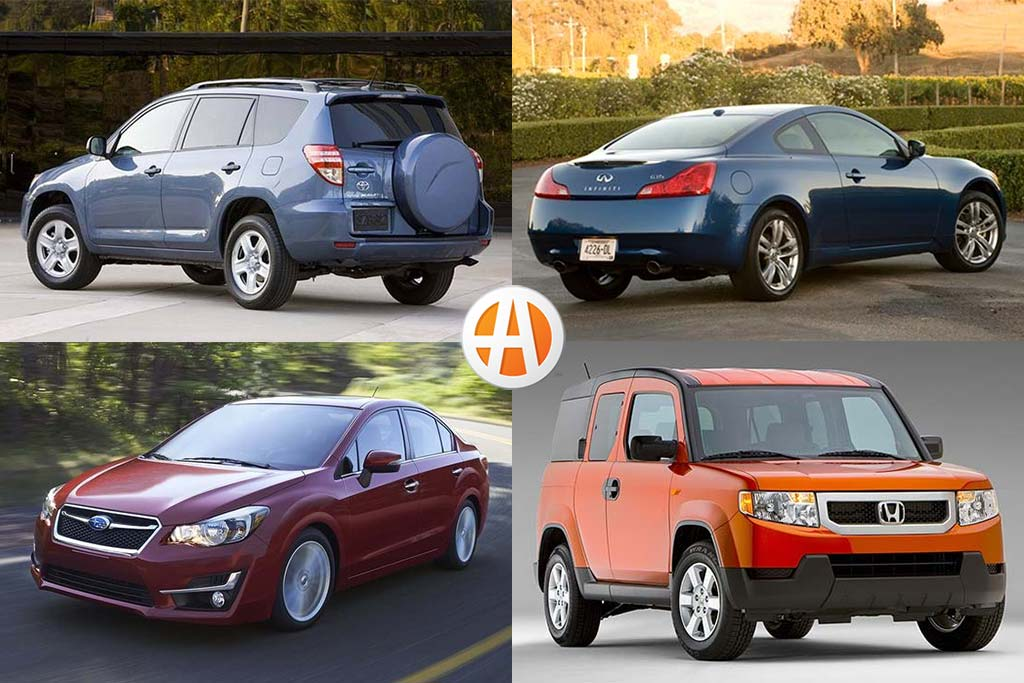 9 Good Used AWD Cars Under $10,000 for 2020 featured image large thumb0