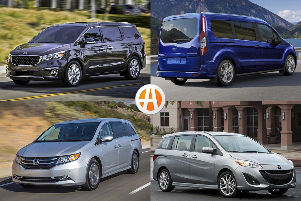 6 Great Used Minivans Under $15,000 for 2020 featured image large thumb0