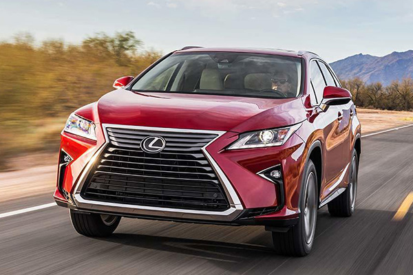 Lexus 3 Row Suv >> Top Fuel Efficient Suvs And Minivans With 3 Row Seating For