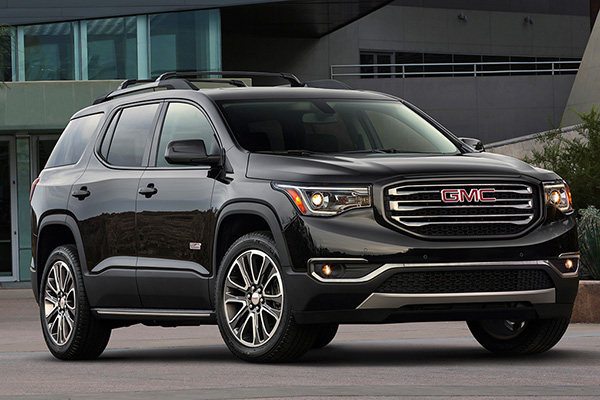 Suv With Third Row >> 10 Most Affordable New 3 Row Suvs For 2019 Autotrader