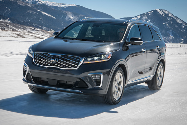 10 Most Affordable New 3-Row SUVs for 2019 featured image large thumb7