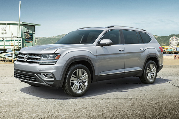 10 Most Affordable New 3-Row SUVs for 2019 featured image large thumb2