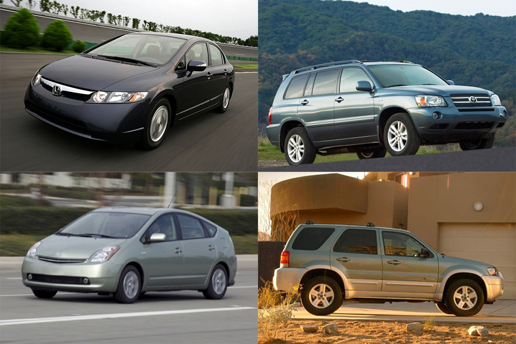 5 Good Used Hybrids Under $5,000 for 2019 featured image large thumb0