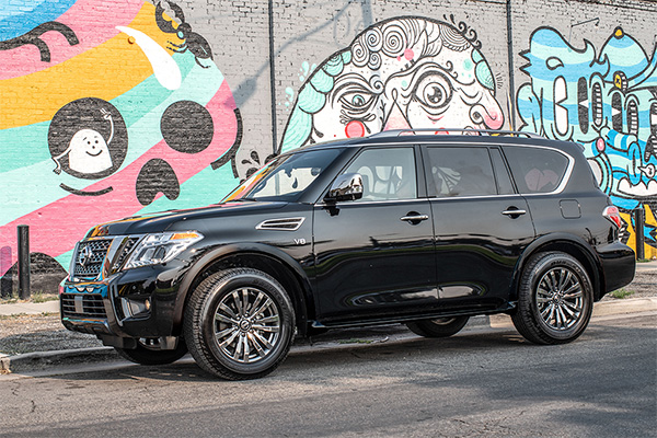 6 Great New Nissan SUVs for 2019 featured image large thumb6
