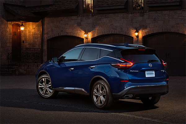6 Great New Nissan SUVs for 2019 featured image large thumb4
