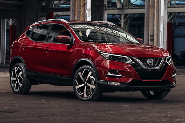 6 Great New Nissan SUVs for 2019 featured image large thumb2