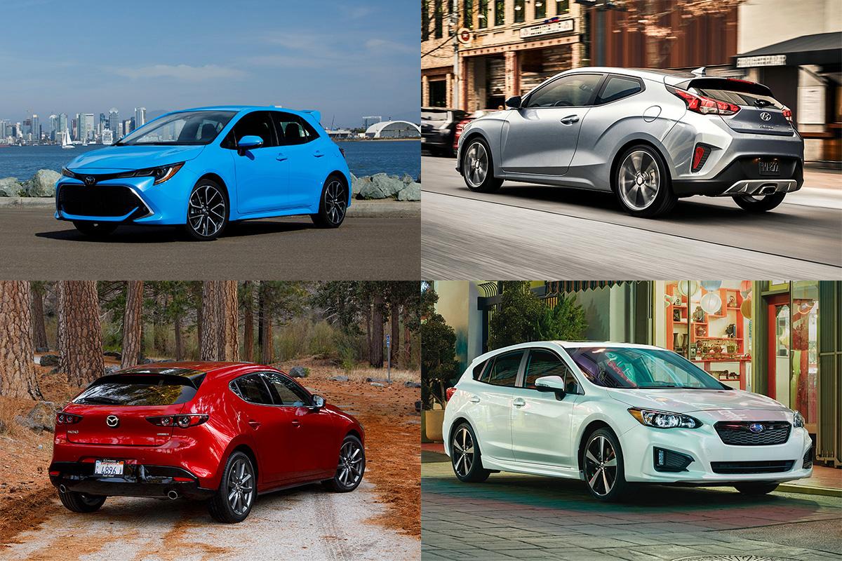 8 Great New Hatchbacks Under 30 000 For 2019 Autotrader